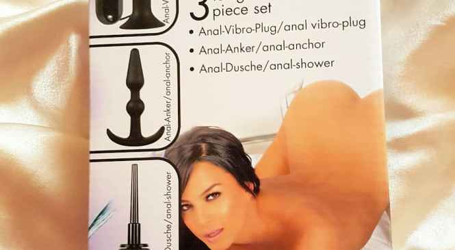 Anal Play Box – Test Sextoy _ Par Freyja
