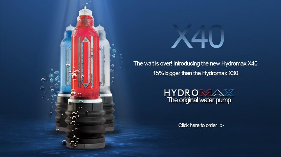 Hydromax-X40