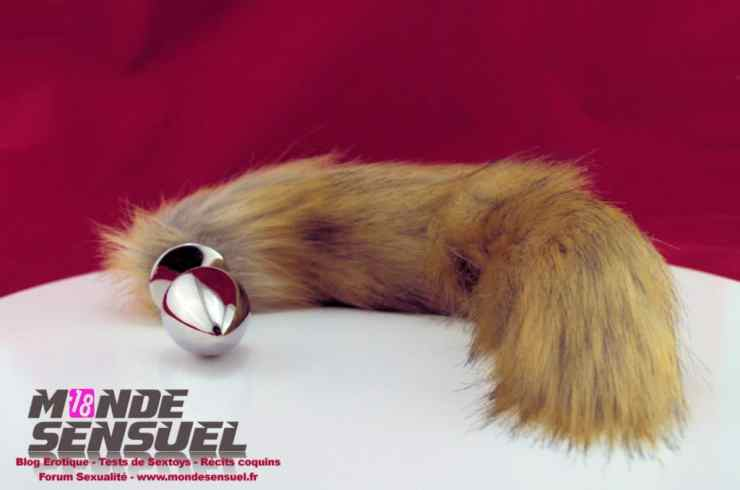 fox tail dorcel