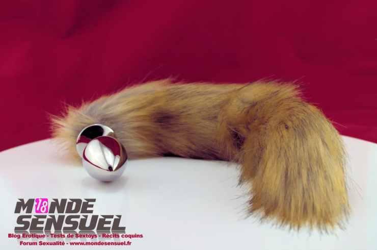fox tail dorcel