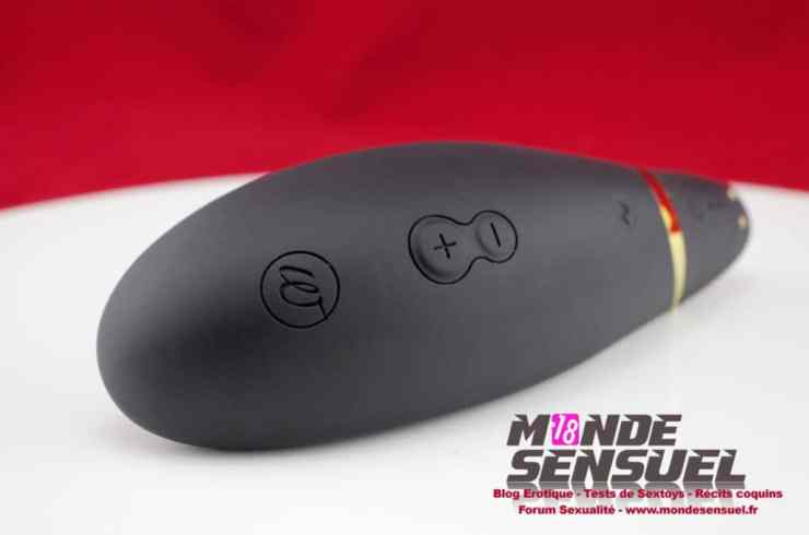 womanizer premium commande