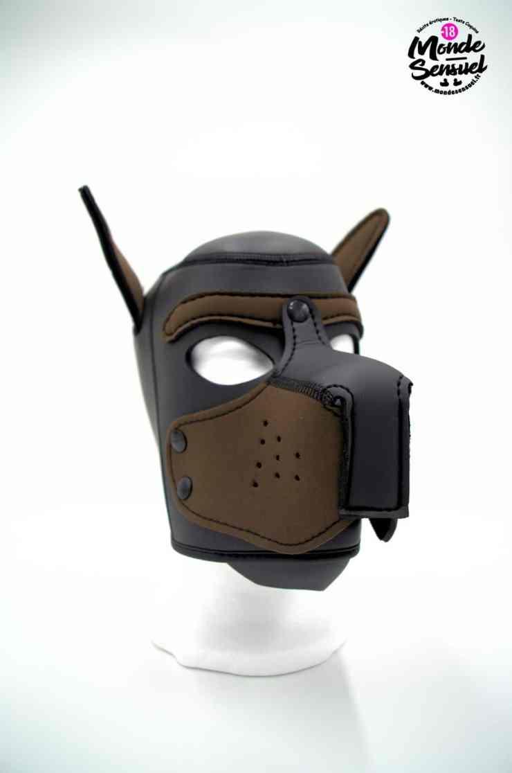 bad puppy masque de chien