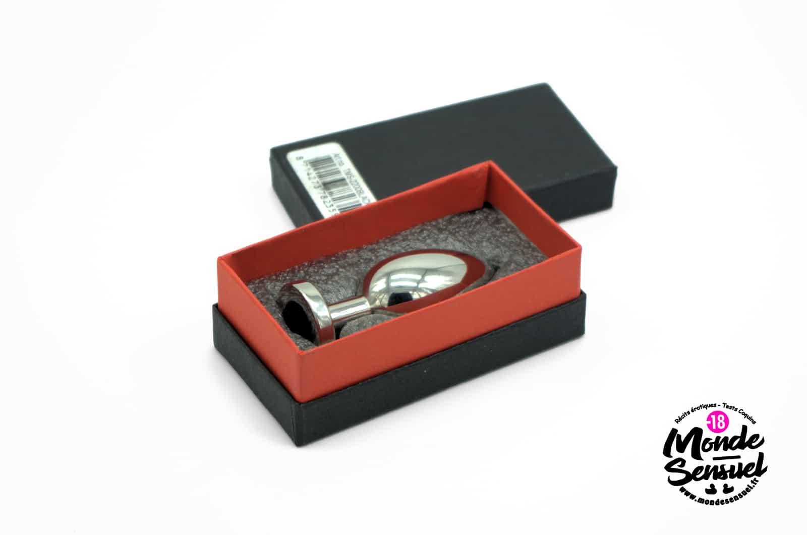 anal jewel packaging