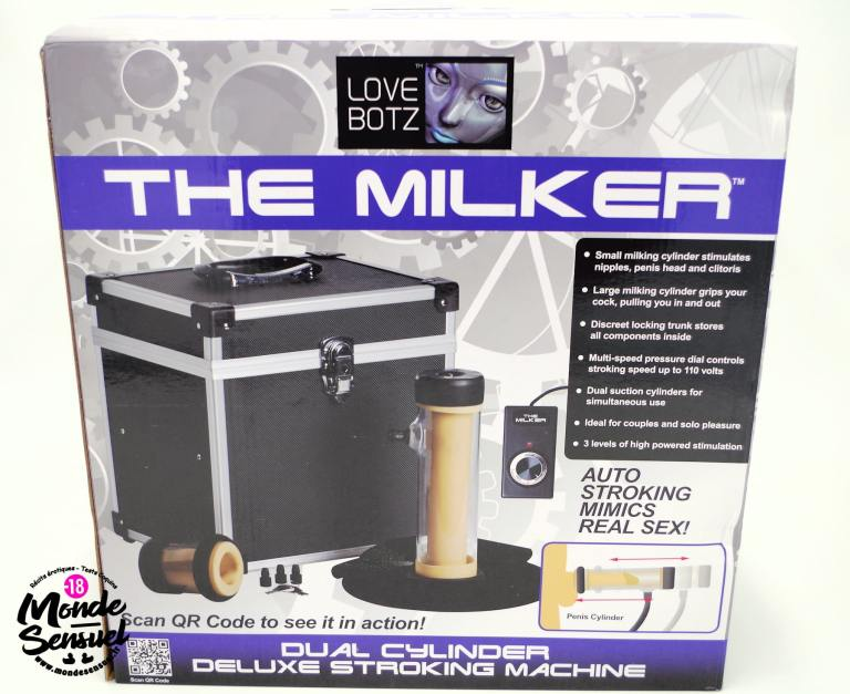 milker machine meo