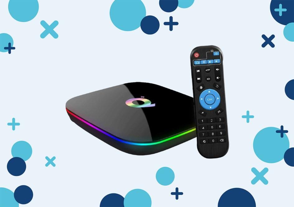 BOX TV Qplus Mondial TV