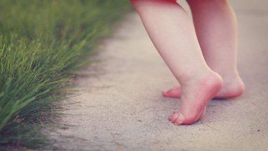حركة الأطراف لدى الأطفال