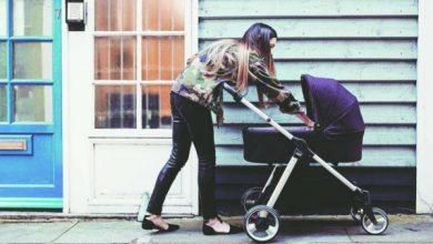 خروج الأطفال حديثي الولادة من المنزل