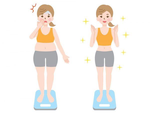 رجيم سريع لإنقاص الوزن في أسبوع