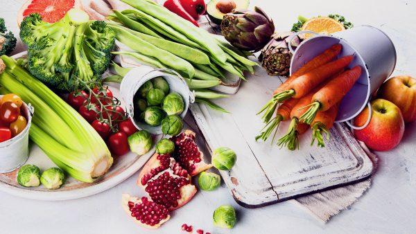 الدهون الموجودة في الأطعمة الصحية