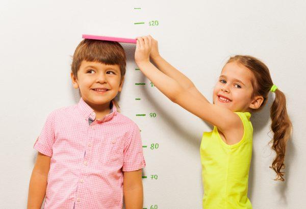 تأثير نوع الطفل على معدلات نموه