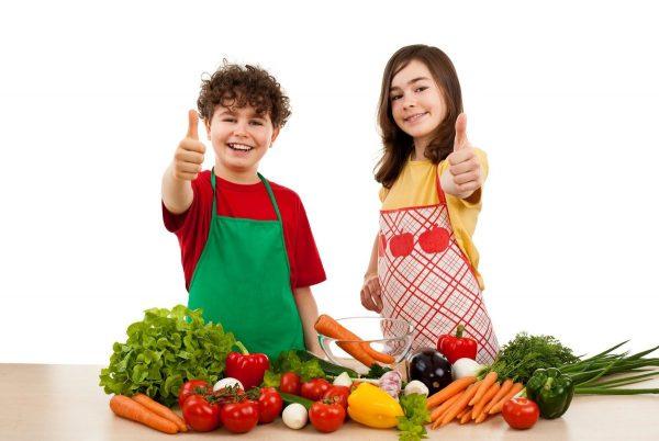 وصفات أكل صحي للأطفال