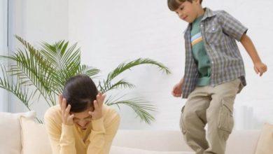 النوبات والحركات الغريبة لدى الأطفال