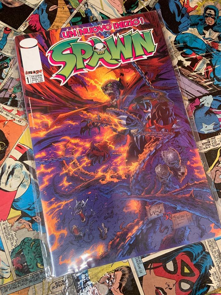 spawn panini comics spawn todd mcfarlane