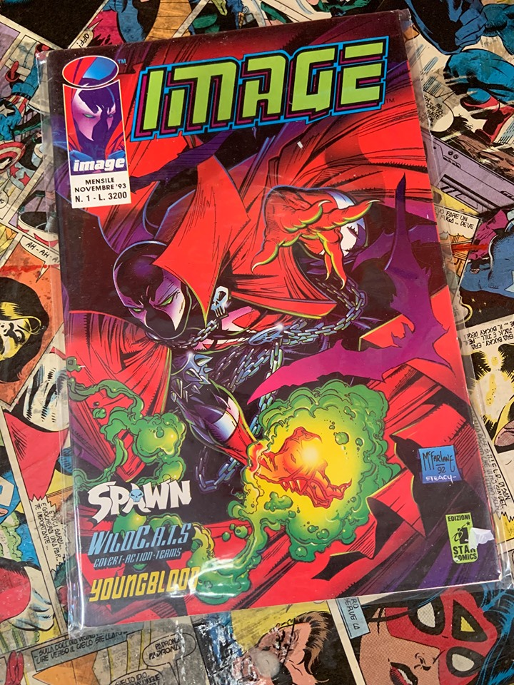 spawn star comics spawn todd mcfarlane image wildcats youngblood