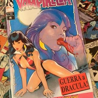 Vampirella Play Press Play Press