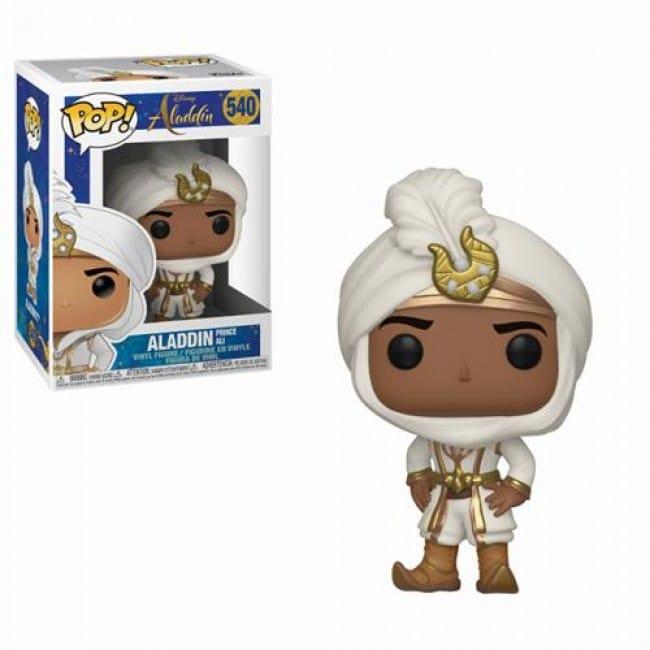 Aladdin Funko Pop Aladdin Principe Alì 540