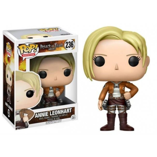 Attack on Titan Funko Pop Annie Leonhart 236