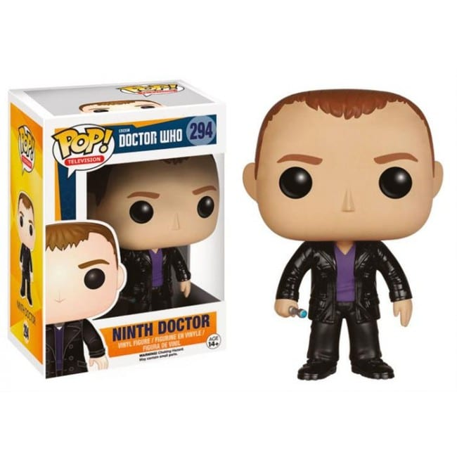 Doctor Who Funko Pop 294 Ninth Doctor 294