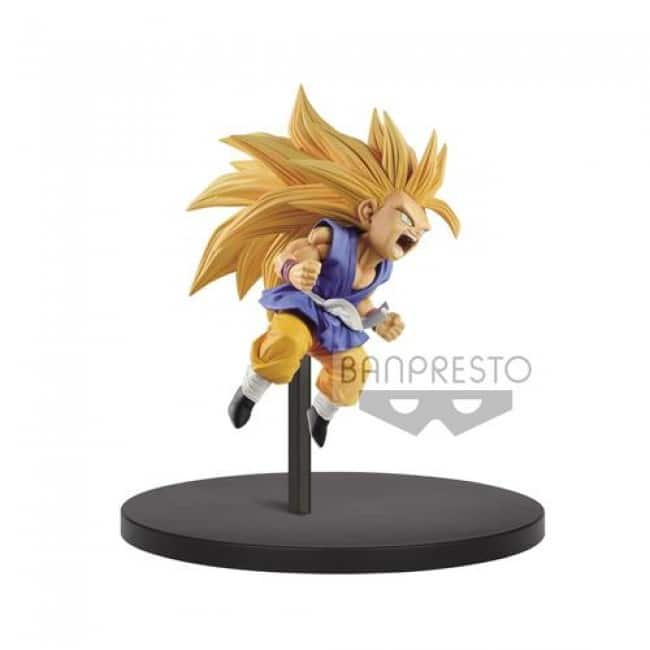 Dragonball Super Banpresto Son Goku ss3 Fes