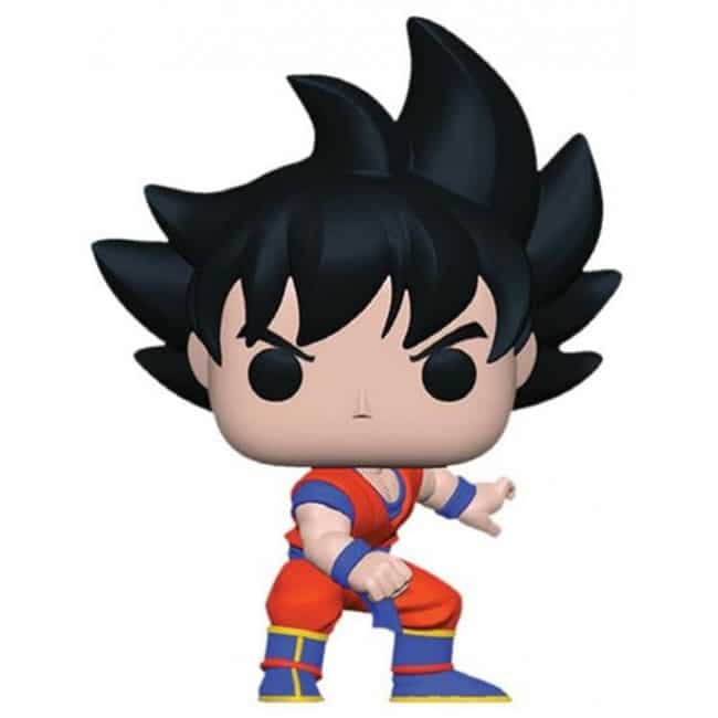 Dragonball Z Funko Pop Goku 615