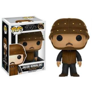 FANTASTIC BEASTS 1 - POP FUNKO VINYL FIGURE 05 JACOB KOWALSKI