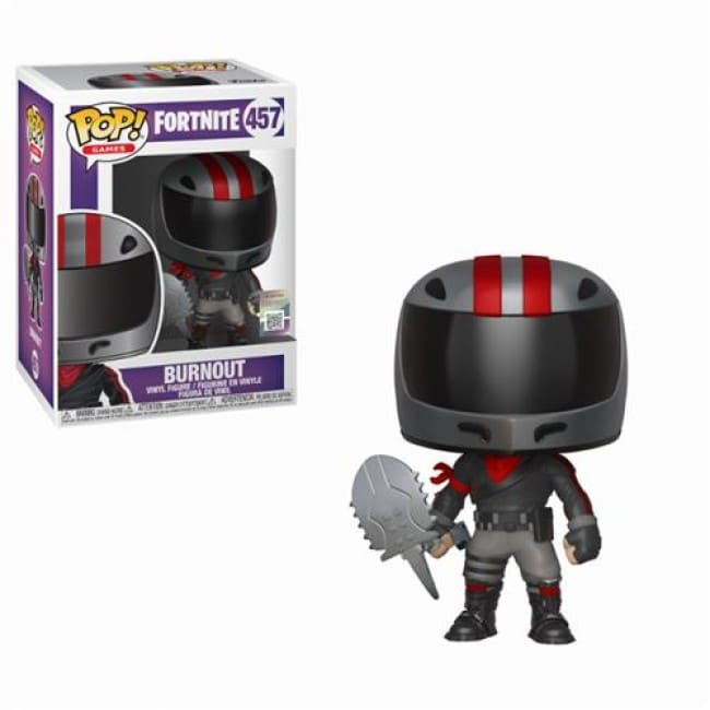 Fortnite Funko Pop Burnout 457