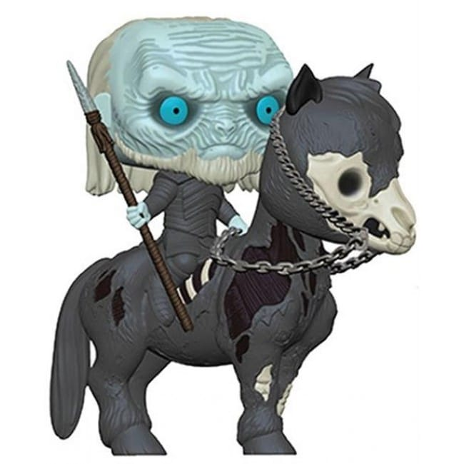 Game of Thrones Funko Pop Mounted White Walker 60