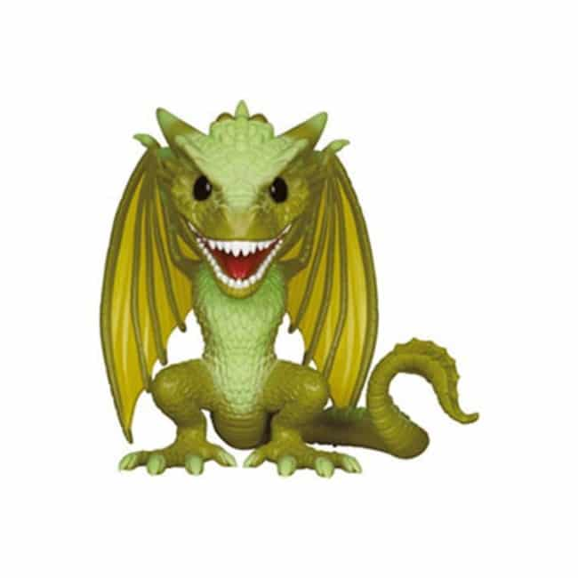 Game of Thrones Funko Pop Rhaegal 47