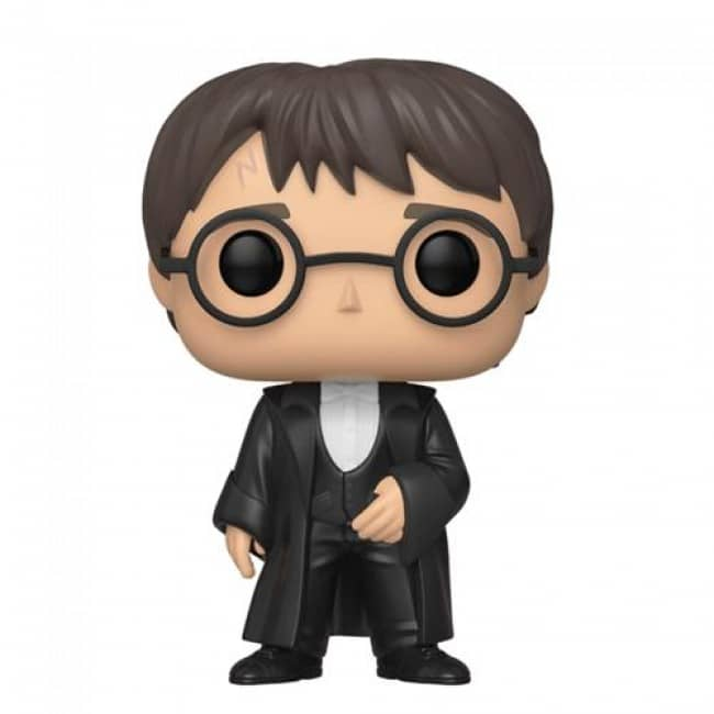 HARRY POTTER - POP FUNKO VINYL FIGURE 91 HARRY POTTER (YULE BALL)