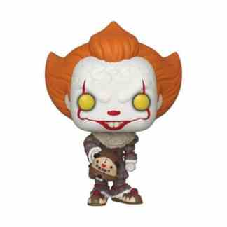 IT Funko Pop Pennywise with Beaver Hat 779
