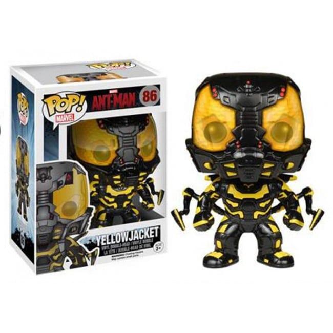 Marvel Ant-Man Funko Pop Yellow Jacket 86