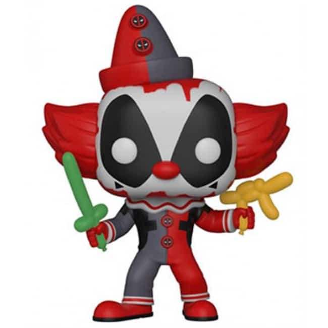 Marvel Funko Pop Clown Deadpool 322
