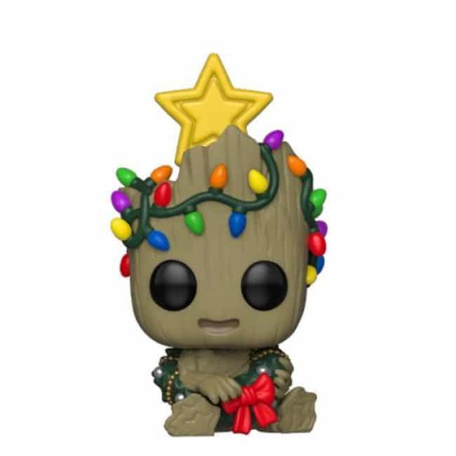 Marvel Funko Pop Groot Holiday 530