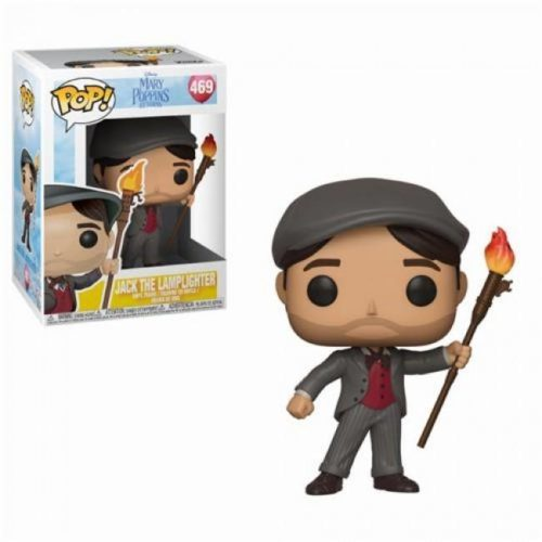 Mary Poppins Funko Pop Jack The Lamplighter 469