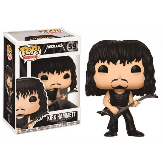Metallica Funko Pop Kirk Hammett 59