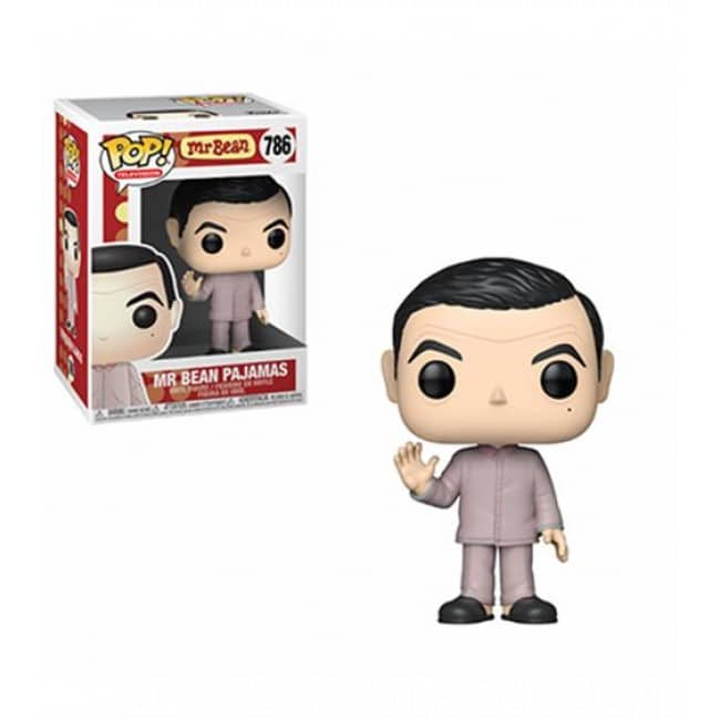 Mr Bean Funko Pop Mr Bean Pajamas 786
