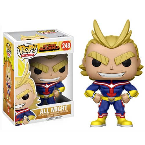 My Hero Academia Funko Pop All Might 248