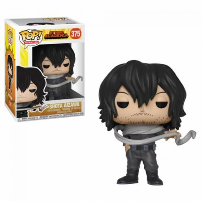 My Hero Academia Funko Pop Shota Aizawa 375
