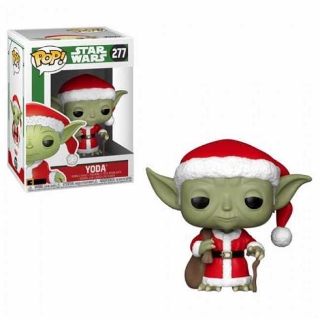 Star Wars Funko Pop Yoda 277