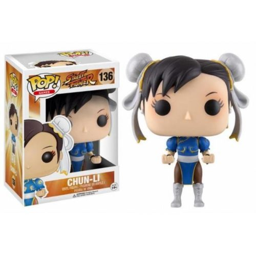 Street Fighter Funko Pop Chun-Li 136