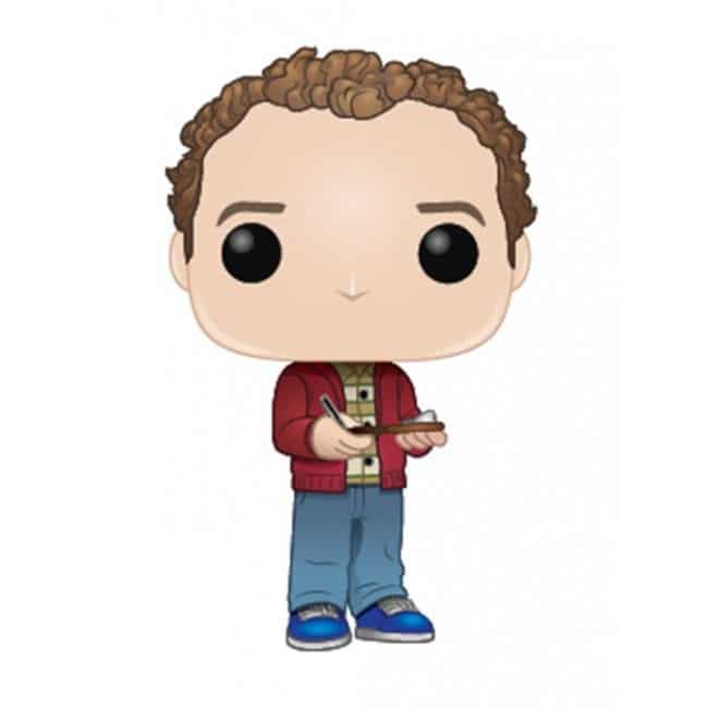The Big Bang Theory Funko Pop Stuart Bloom 782