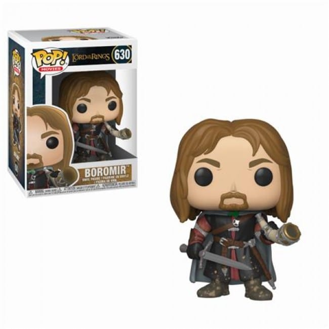 The Lord of the Rings Funko Pop Boromir 630