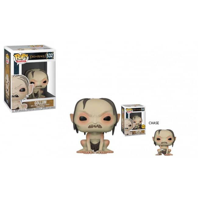 The Lord of the Rings Funko Pop Gollum 532
