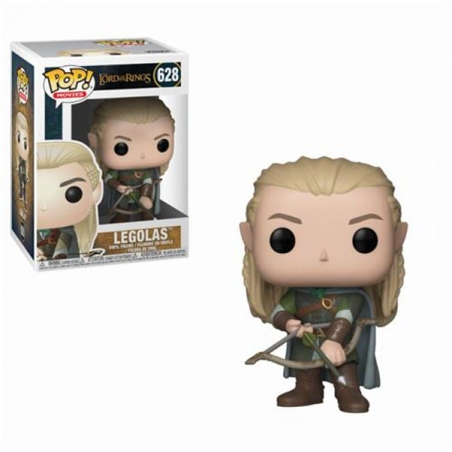 The Lord of the Rings Funko Pop Legolas 628