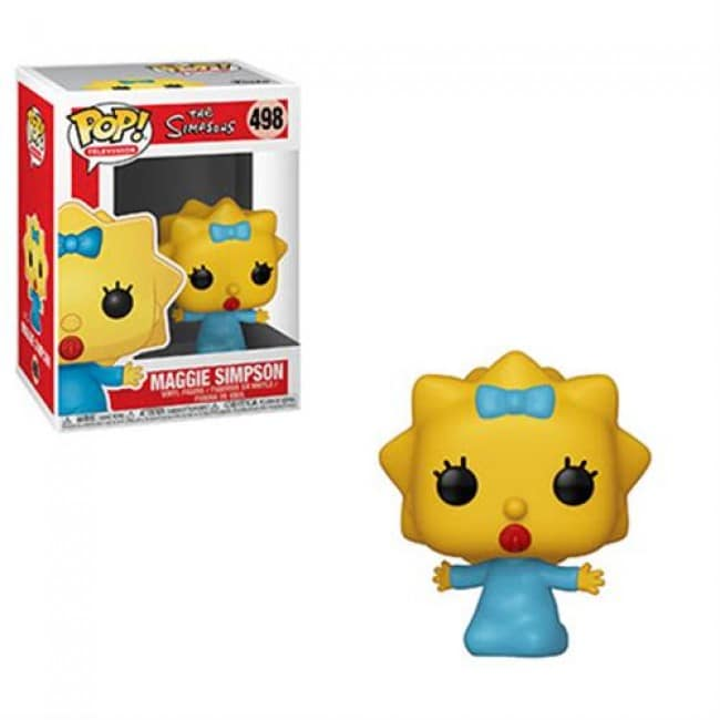 The Simpsons Funko Pop Maggie Simpson 498