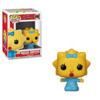 The Simpsons Funko Pop Maggie Simpson 498