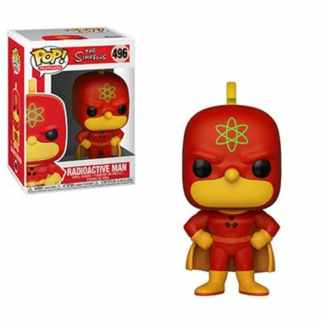 The Simpsons Funko Pop Radioactive Man 496