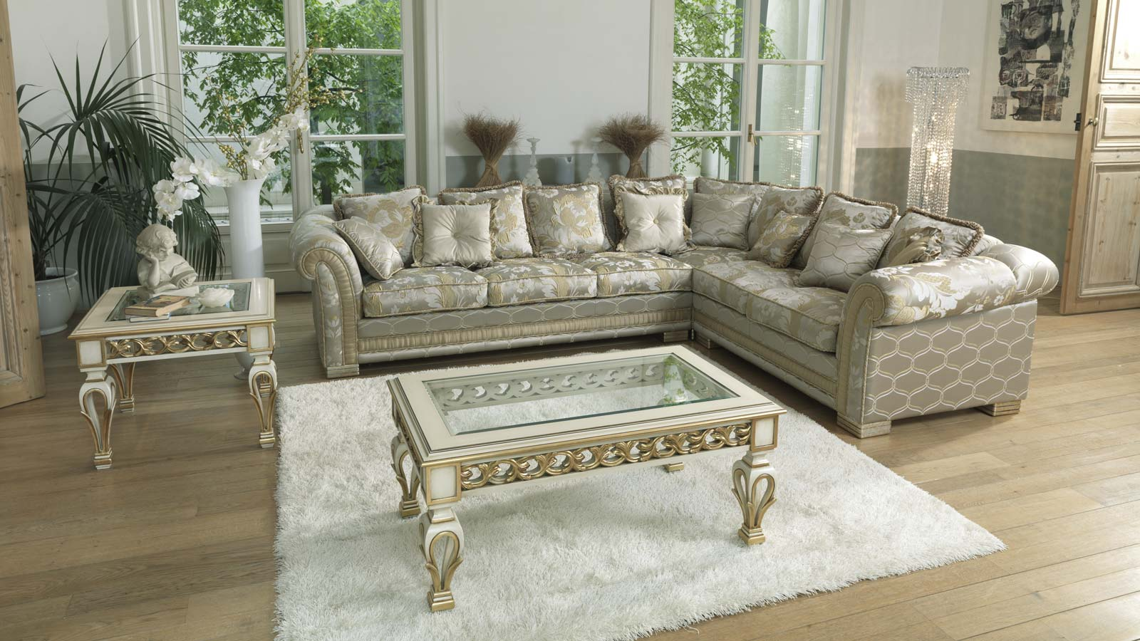 classic style sofa modern sectional clearance ambassador corner luxury in a