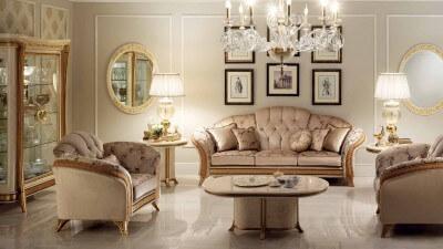 Luxury Italian Sofas Armchairs  Chaises Exclusive To