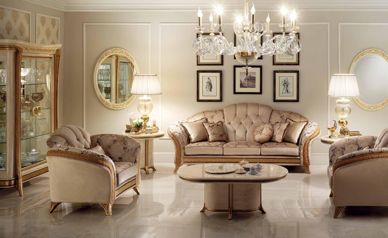 Melodia Italian Living Room Furniture